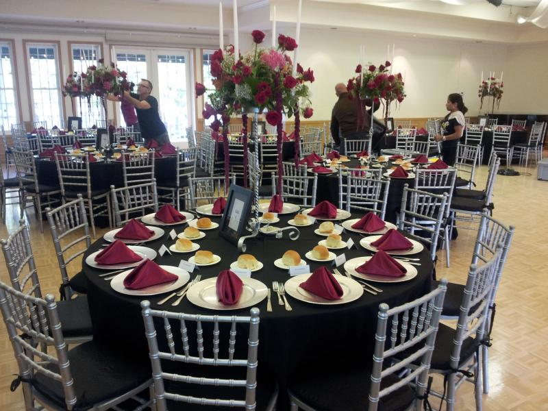 Event Table Rentals Available In New York Ny